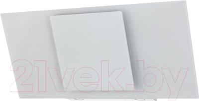 Вытяжка декоративная Cata Ceres 90 (белое стекло)