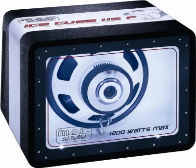 Корпусной пассивный сабвуфер Mac Audio Ice Cube 112P - общий вид
