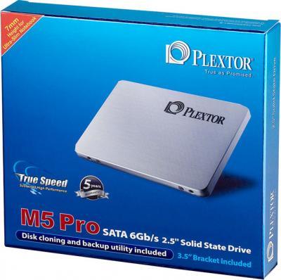 SSD диск Plextor M5 Pro 256GB (PX-256M5P) - коробка