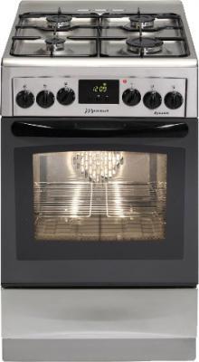 Кухонная плита MasterCook KGE 3479 SX Dynamic - общий вид