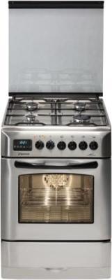 Кухонная плита MasterCook KGE 7336 ZX PLUS - общий вид