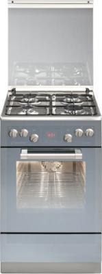 Кухонная плита MasterCook KGE 3444 LUX - общий вид