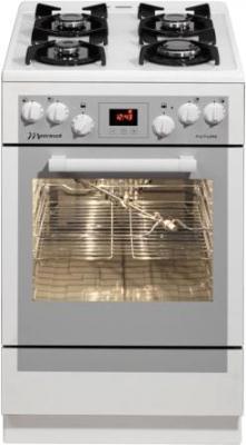 Кухонная плита MasterCook KGE 3495 B - общий вид