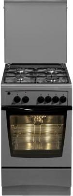 Кухонная плита MasterCook KGE 3411 ZLX Dynamic - общий вид