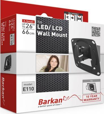 Кронштейн для телевизора Barkan E110.B - упаковка