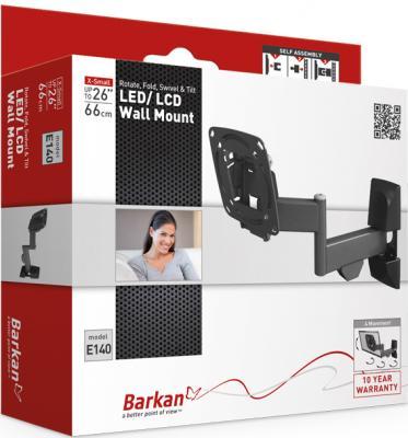 Кронштейн для телевизора Barkan E140.B - упаковка