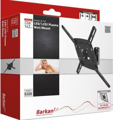 Кронштейн для телевизора Barkan E320.B - упаковка