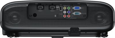 Проектор Epson EH-TW6100 - вид сзади