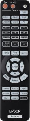 Проектор Epson EH-TW6100 - пульт управления
