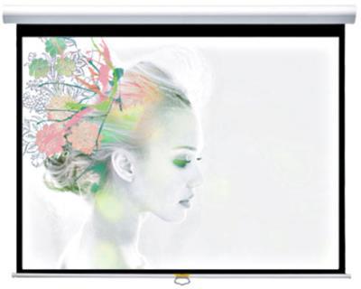 Проекционный экран Classic Solution Premier Orion II 231х231 (W 221x125/9 МW-FC/W) - общий вид