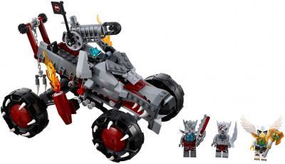 Конструктор Lego Chima Разведчик Вакза (70004) - общий вид