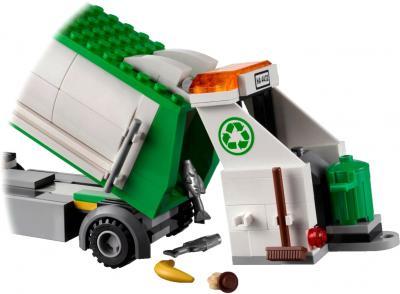 Конструктор Lego City Мусоровоз (4432) - общий вид