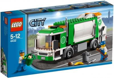 Конструктор Lego City Мусоровоз (4432) - упаковка