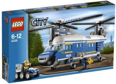 Конструктор Lego City Грузовой вертолет (4439) - упаковка