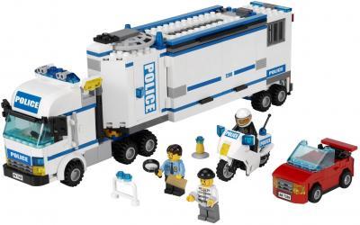 Конструктор Lego City Выездная полиция (7288) - общий вид