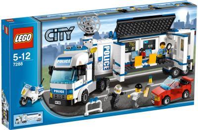 Конструктор Lego City Выездная полиция (7288) - упаковка