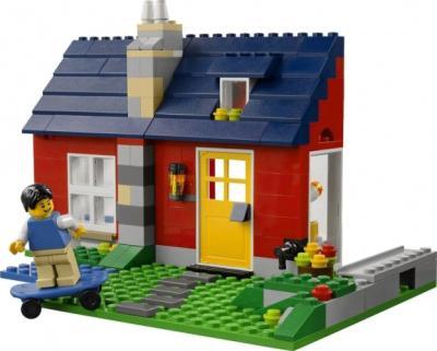 Конструктор Lego Creator Маленький коттедж (31009) - общий вид