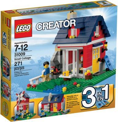 Конструктор Lego Creator Маленький коттедж (31009) - упаковка