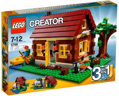 Конструктор Lego Creator Летний домик (5766) - упаковка