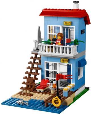 Конструктор Lego Creator Дом на морском побережье (7346) - общий вид