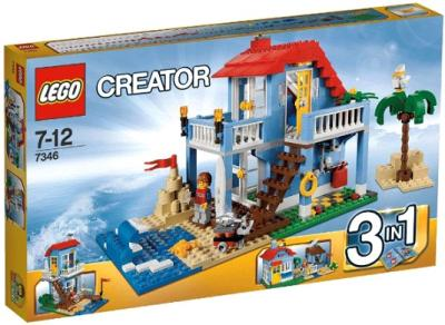 Конструктор Lego Creator Дом на морском побережье (7346) - упаковка