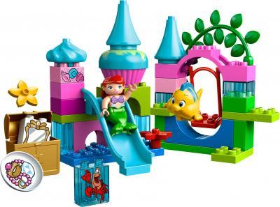 Конструктор Lego Duplo Подводный замок Ариэль (10515) - общий вид