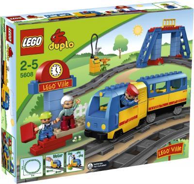 Конструктор Lego Duplo Поезд (5608) - общий вид