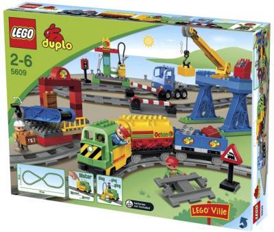 Конструктор Lego Duplo Поезд (5609) - упаковка