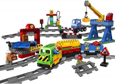 Конструктор Lego Duplo Поезд (5609) - общий вид
