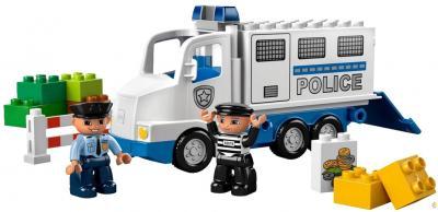 Конструктор Lego Duplo Полицейский грузовик (5680) - общий вид