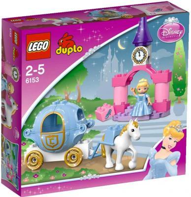 Конструктор Lego Duplo Карета Золушки (6153) - упаковка