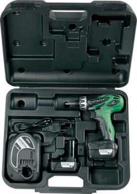 Профессиональный шуруповерт Hitachi DB10DL-TL - комплектация