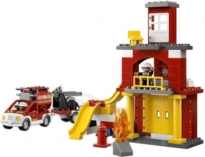 Конструктор Lego Duplo Пожарная станция (6168) - общий вид