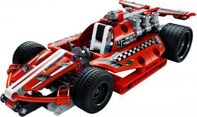 Конструктор Lego Technic Карт с инерционным двигателем (42011) - общий вид