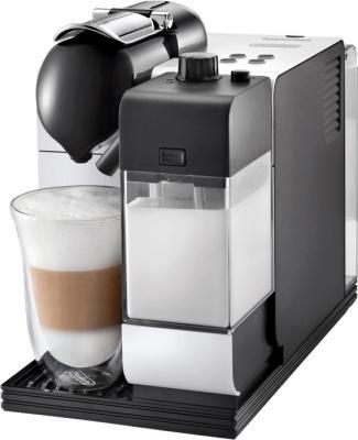 Капсульная кофеварка DeLonghi Lattissima+EN 520.S - общий вид