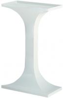 Подставка для клетки Voltrega 00260B (белый) -