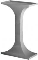 Подставка для клетки Voltrega 00260G (серый) -