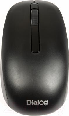 Мышь Dialog MROP-06U (черный)