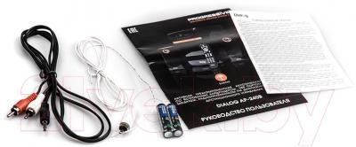 Мультимедиа акустика Dialog AP-240B (черный)