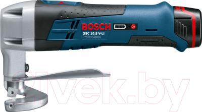 Профессиональные листовые ножницы Bosch GSC 10.8V Li (0.601.926.108)