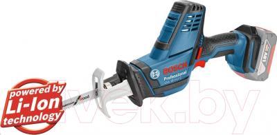Профессиональная сабельная пила Bosch GSA 18 V-LI C Professional (0.601.6A5.020)