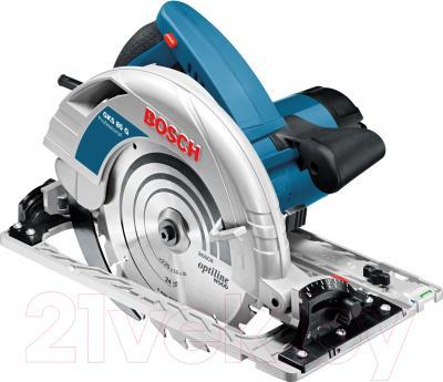 Профессиональная дисковая пила Bosch GKS 85 G Professional (0.601.57A.901)