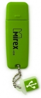 Usb flash накопитель Mirex Chromatic Green 4GB (13600-FMUCHG04) -