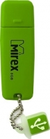 Usb flash накопитель Mirex Chromatic Green 8GB (13600-FMUCHG08) -