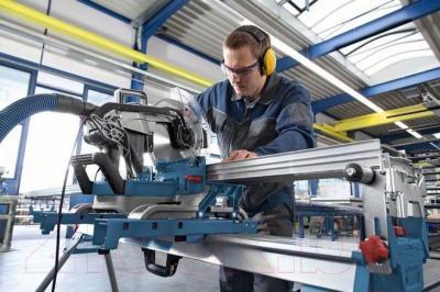 Профессиональная торцовочная пила Bosch GCM 12 JL Professional (0.601.B21.100)