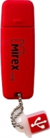 Usb flash накопитель Mirex Chromatic Red 16GB (13600-FMUCRR16) -