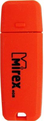 Usb flash накопитель Mirex Chromatic Red 4GB (13600-FMUCRR04)