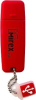 Usb flash накопитель Mirex Chromatic Red 8GB (13600-FMUCRR08) -