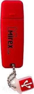 Usb flash накопитель Mirex Chromatic Red 8GB (13600-FMUCRR08)