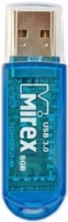 Usb flash накопитель Mirex Elf Blue 8GB (13600-FM3BEF08) -